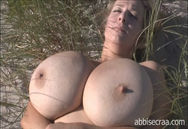 Abbi Secraa and her gigantic tits of 54L cups