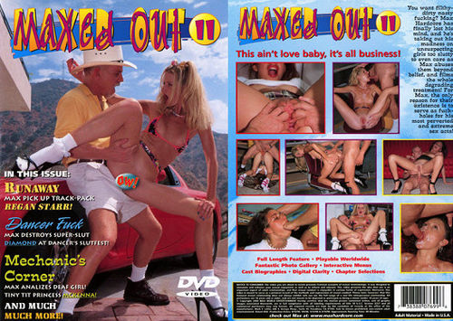 Max Hardcore Porn Stars - In this volume, Max picks up Regan, a California cock-teaser who ran away  from home. He dresses her up like the slut she is and brutally butt-fucks  her ass ...