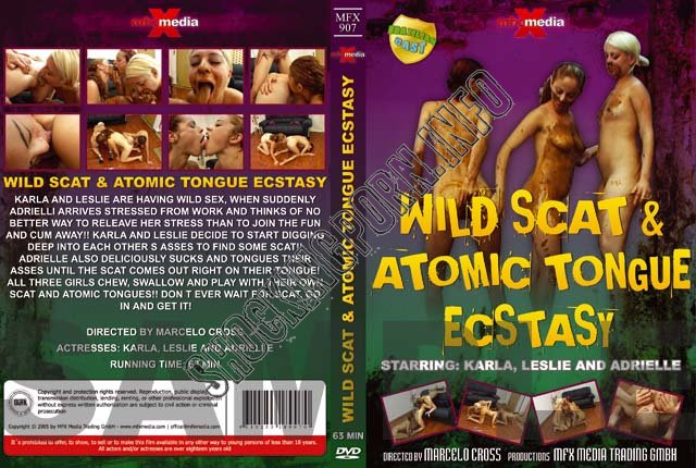 Marcelo Cross - MFX-907 - Wild Scat and Atomic Tongue Ecstasy