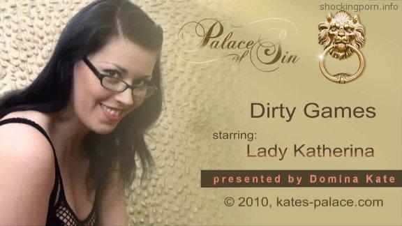 Lady Katherina - Femdom Scat