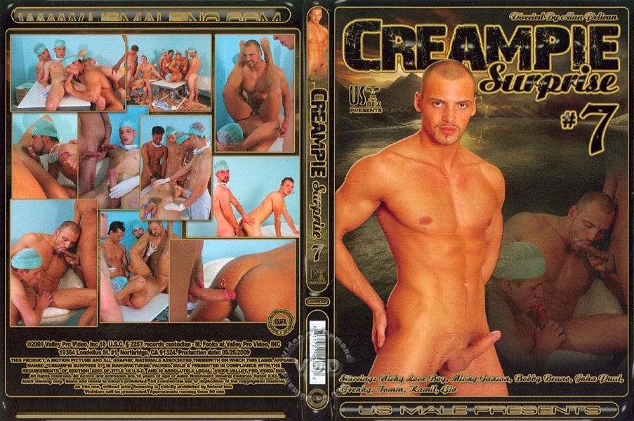 Creampie Surprise Gay