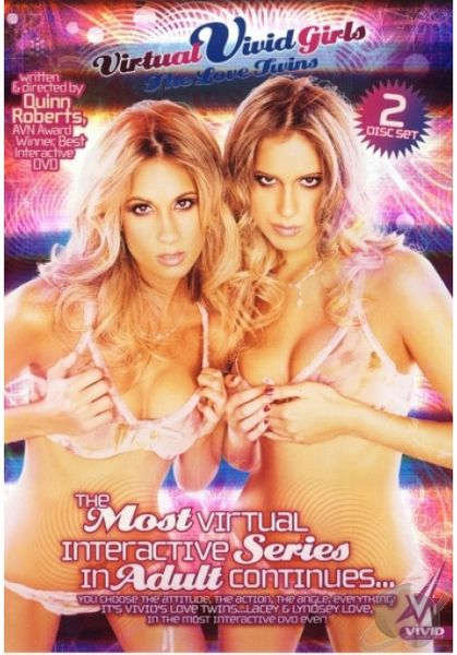 Virtual Vivid Girls: The Love Twins (2 Disc Set) - FULL INTERACTIVE DVD