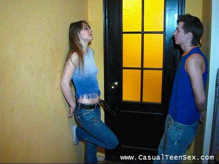 Home teen sex - hot video