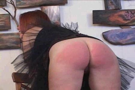Mom arranged daughter spanking