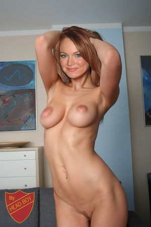 Lindsay lohan nude fake facial can