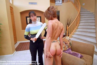 Spank michelle armstrong