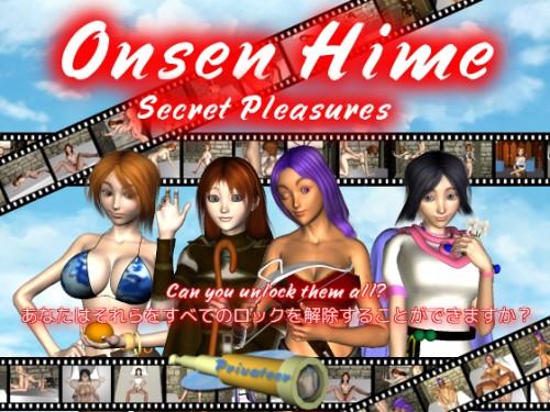 Onsen Hime Secret Pleasures [cen][eng]