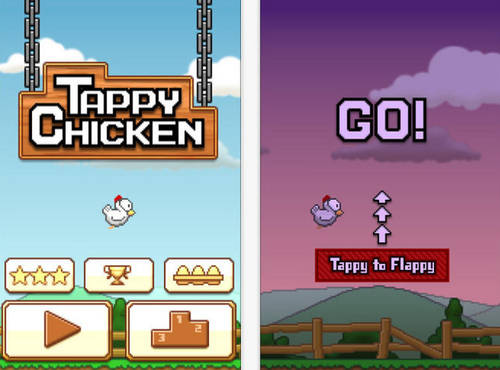 05d4ojm40uvf - [Android][IOS]Tappy Chicken - Download free