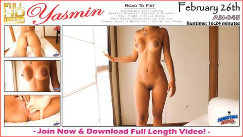 "Yasmin ""Road To Fist"""