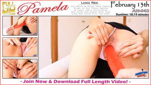 "Pamela ""Long Red"""