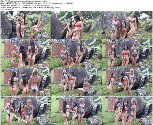 TTL Models FSP2 � Ximena, Laurita and Luisa Henano
