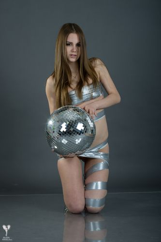 Silver-Angels Lana - Silver Tape 1