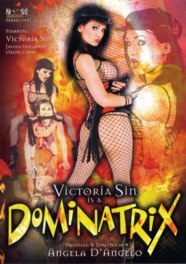 Victoria Sin Is A Dominatrix