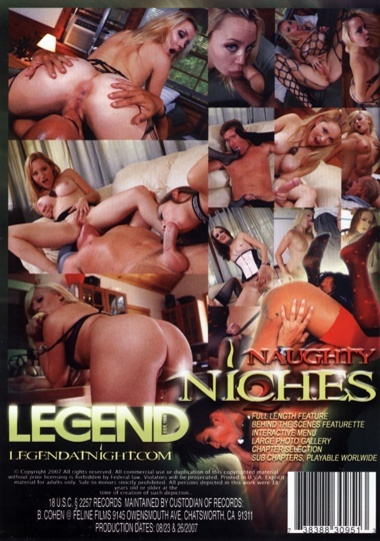 Naughty Niches #2