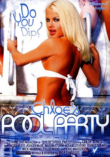 Chloe's Pool Party