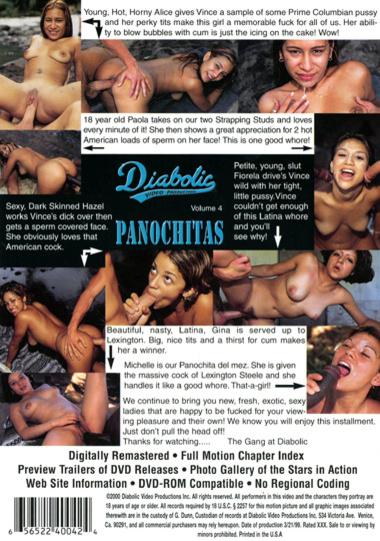 Panochitas #4