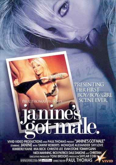 Janine's Got Male