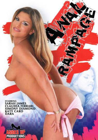 Anal Rampage