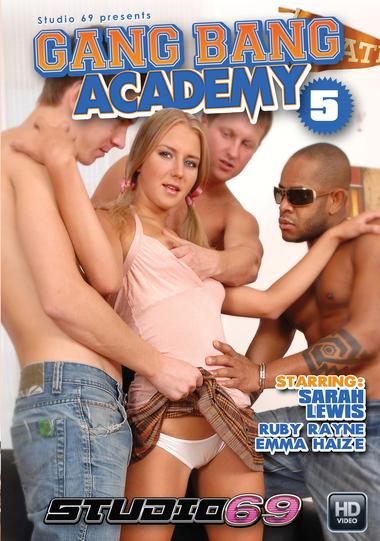 Gang Bang Academy #5