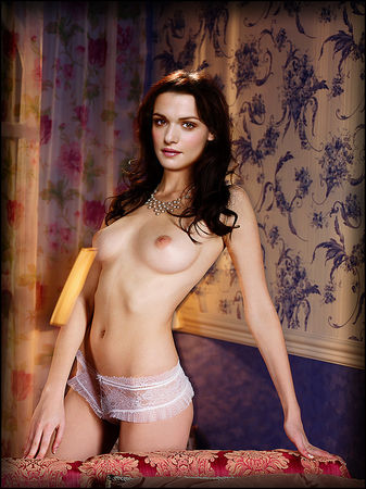 Right! seems rachel weisz fakes idea