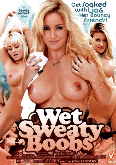 Wet Sweaty Boobs