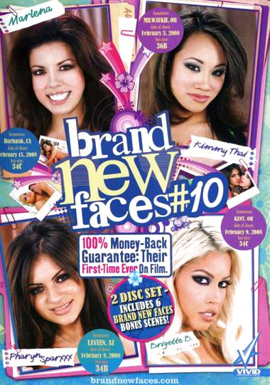 Brand New Faces #10