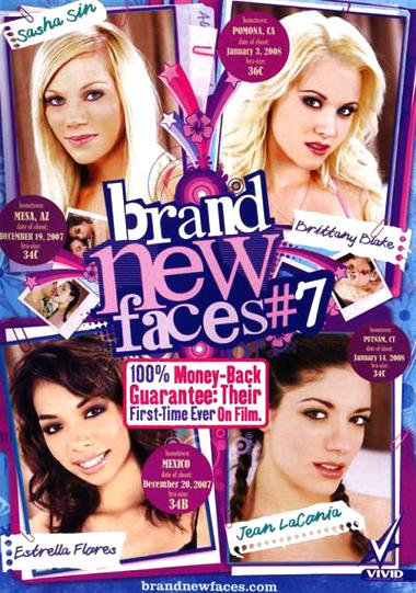 Brand New Faces #7