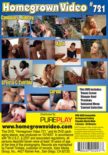 Homegrown Video #721: Dress You Up In My Cum