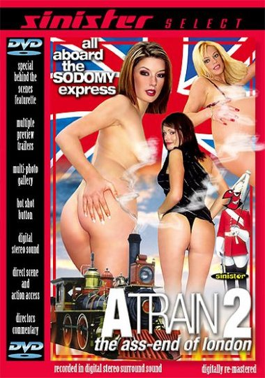 A-Train #2: The Ass End Of London