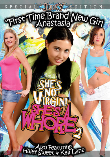 She's No Virgin! She's A Whore! #2