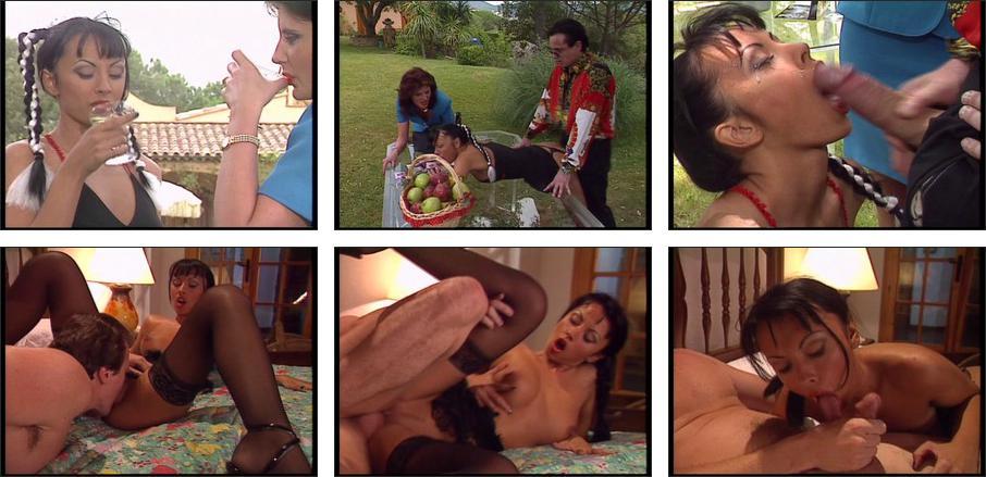 clarisse (1997 порно temptations of