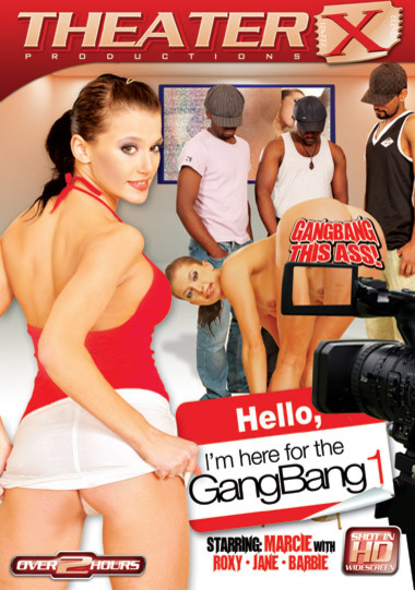 Hello, I'm Here For The Gangbang #1