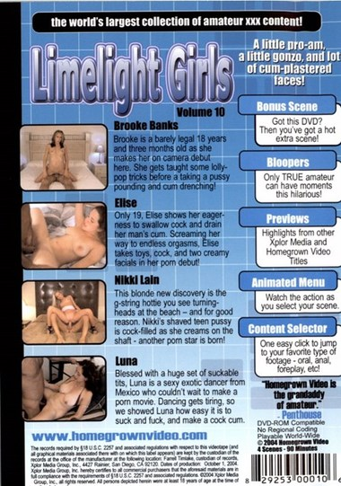 Limelight Girls #10