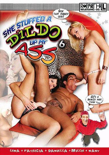 She Stuffed A Dildo Up My Ass #6