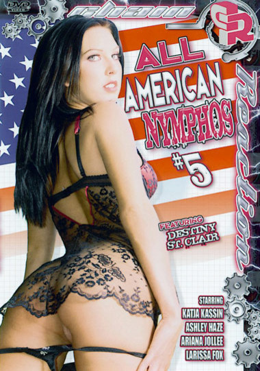 All American Nymphos #5