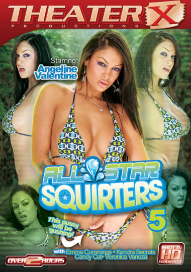 All Star Squirters #5