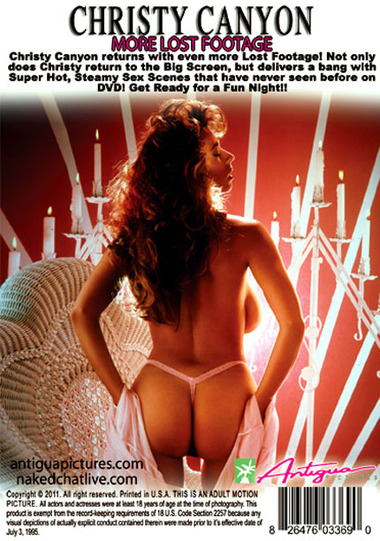 Christy Canyon #2: More Lost Footage