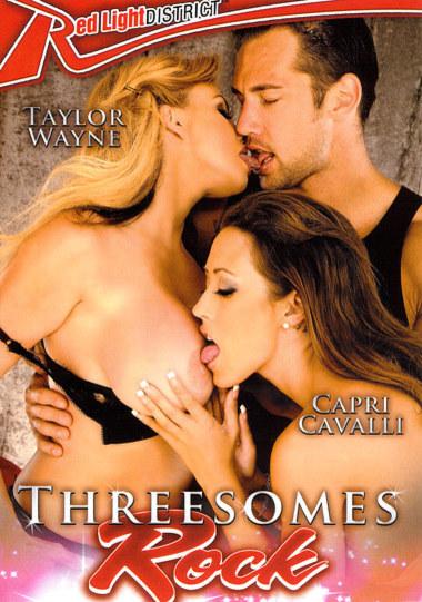Threesomes Rock