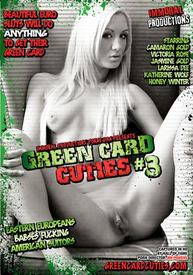 Green Card Cuties #3