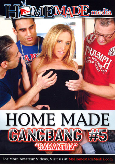 Home Made Gang Bang #5