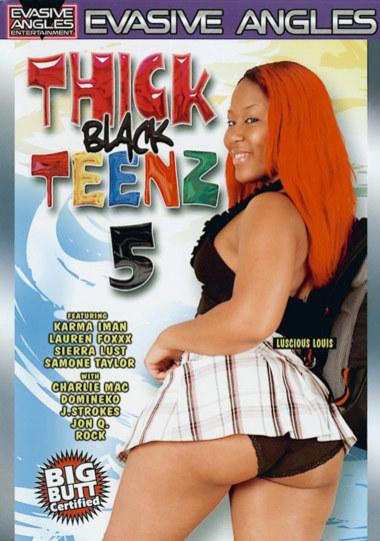 Thick Black Teenz #5