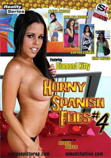 Horny Spanish Flies #4
