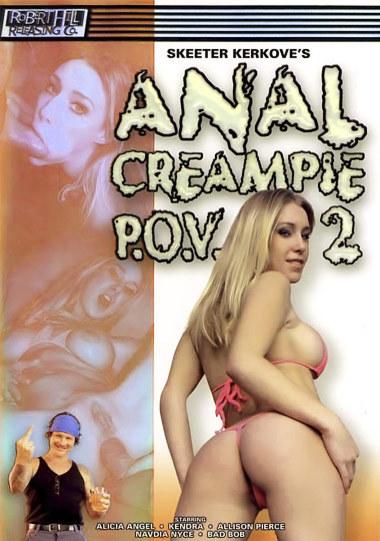 Anal Creampie P.O.V. #2