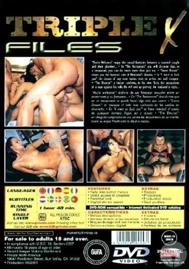 Triple X Files #2