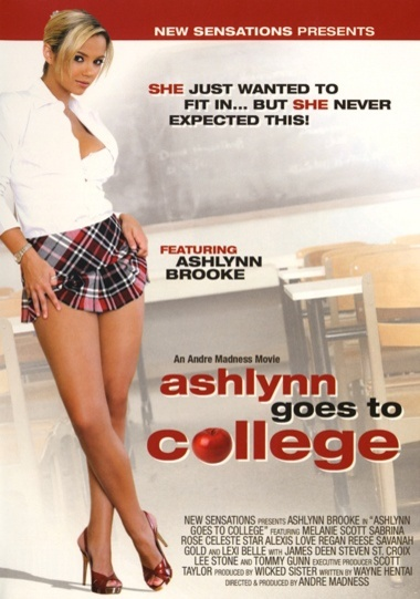 Ashlynn Goes To College #1