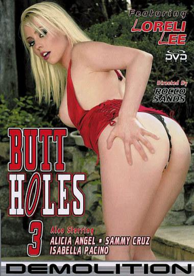 Butt Holes #3