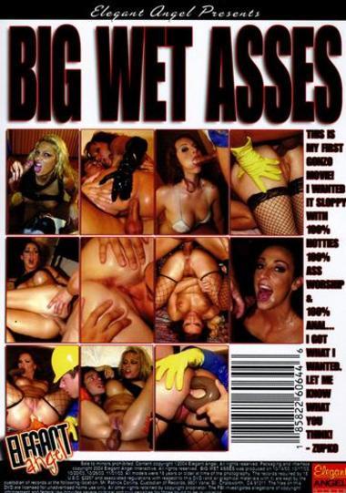 Big Wet Asses #1