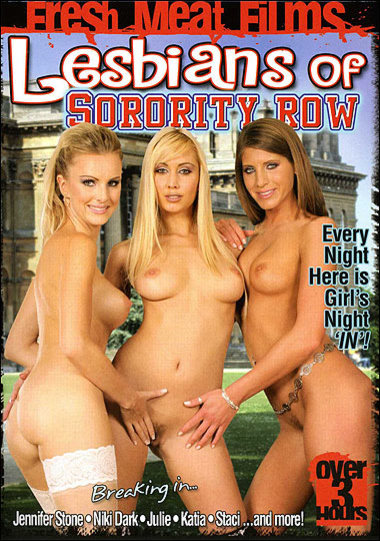 Lesbians Of Sorority Row