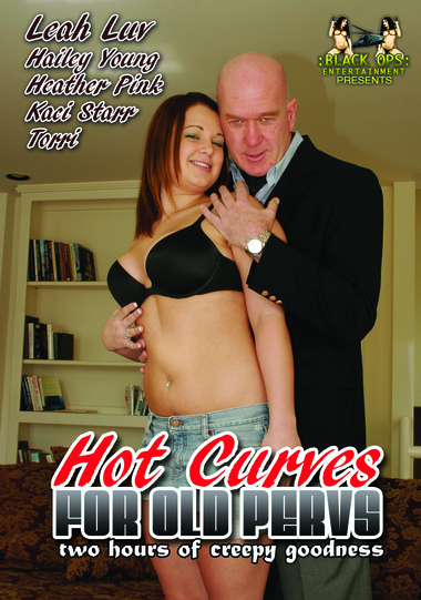 Hot Curves For Old Pervs