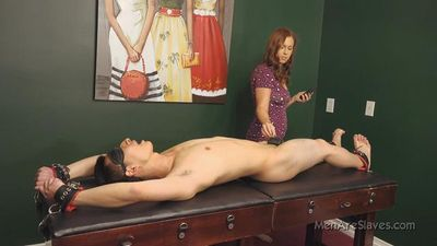 BDSM, Humiliation of man •